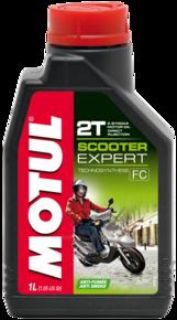 MOTUL Scooter Expert 2T 1L
