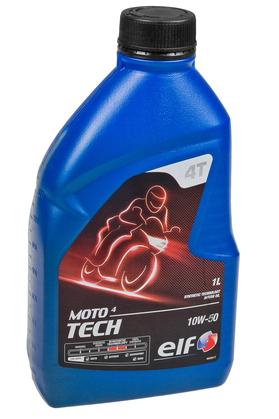 MOTO 4XT TECH 10W-50 1L
