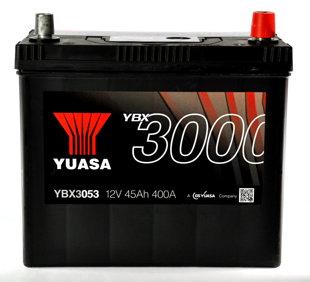 45Ah 400A YUASA Akumulators