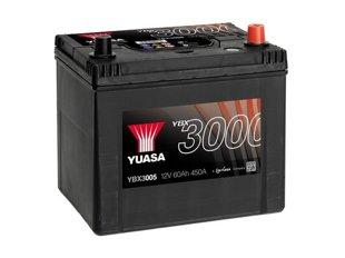60Ah 450A YUASA Akumulators