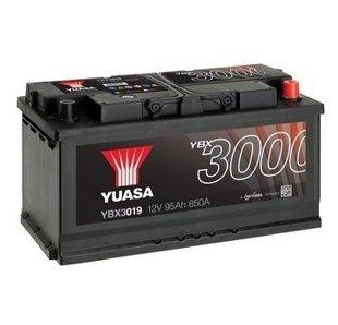 95Ah 850A YUASA Akumulators