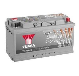 100Ah 900A YUASA Akumulators