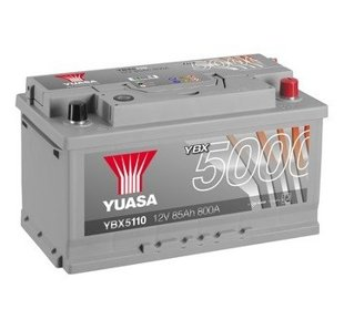 85Ah 800A YUASA Akumulators