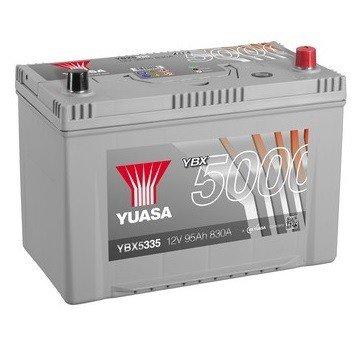 95Ah 830A YUASA Akumulators